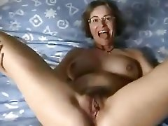 Mature amateur masturbation fucking
