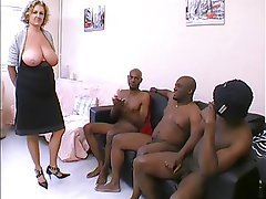 French nude model black big tits