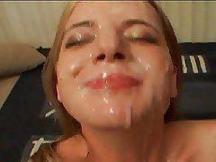 Blowjob, Facial, Pornstar