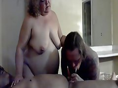 Amateur, Bisexual, Blowjob, Threesome