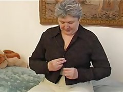 BBW, Granny, Hairy, Masturbation