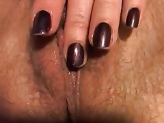 Amateur, Close Up, Hairy, Masturbation