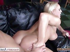 Blonde, Blowjob, Hardcore, MILF, Pornstar