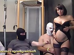 Amature pregnant boobs, girl bribed for blowjob