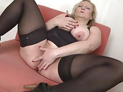 Mature hot wifes fucked in public