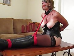 Wife bdsm bondage talk